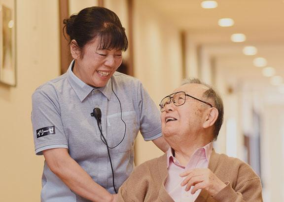 介護事業のイメージ画像