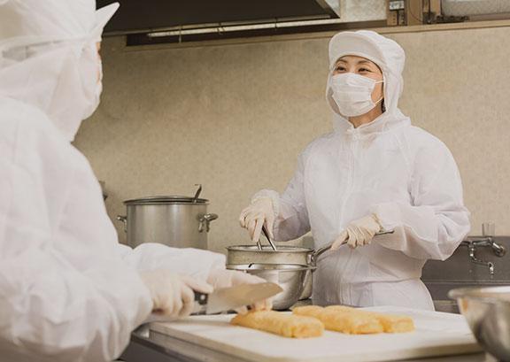 給食事業のイメージ画像